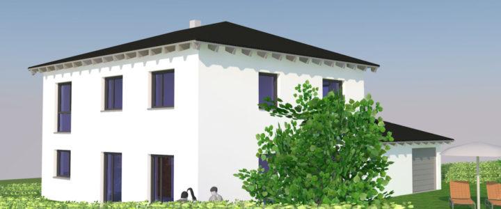 VERKAUFT: Einfamilienhaus in Cham Vilzing