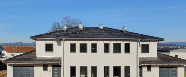 VERKAUFT: Doppelhaushälfte in Chammünster